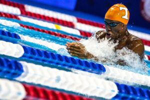 Tennessee's Dillard, McSharry Named SEC Swimmers of the Week