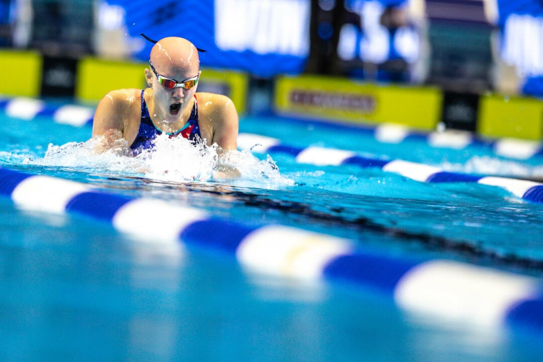 With 2:12.8 IM At Trials, Leah Hayes Passes Kukors For #12 In 15-16 History