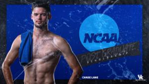 Kentucky's Chase Lane Awarded NCAA Postgraduate Scholarship