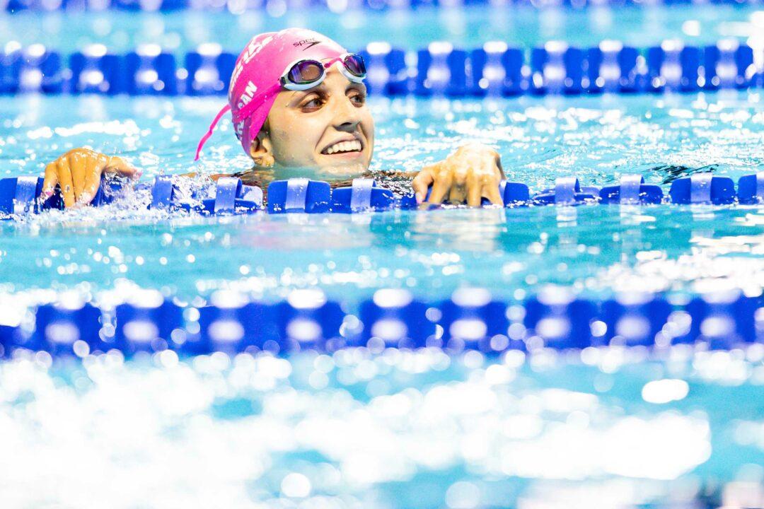 "Regan Smith on Kaylee McKeown's Record-Breaking Swim: ""It Inspired Me."""