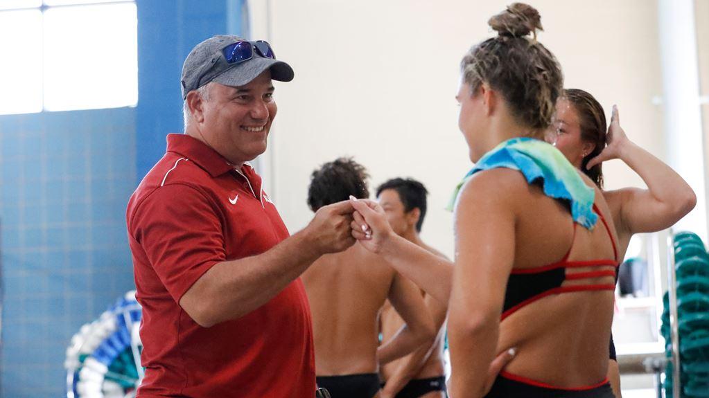 Virginia Tech Hires Former Alabama, FIU Diving Coach Rio Ramirez
