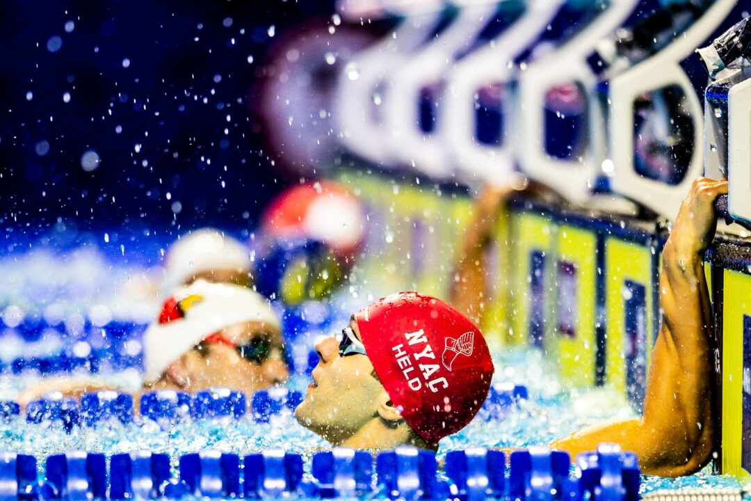USA Swimming Has 12 Relay-Only Swimmer Limit on Olympic Team, Now There Are 13