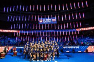 USA proudly presents: Das olympische Schwimmteam 20201