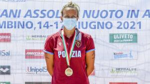 Assoluti Di Fondo: Ginevra Taddeucci Bis, Vince anche La 5 km