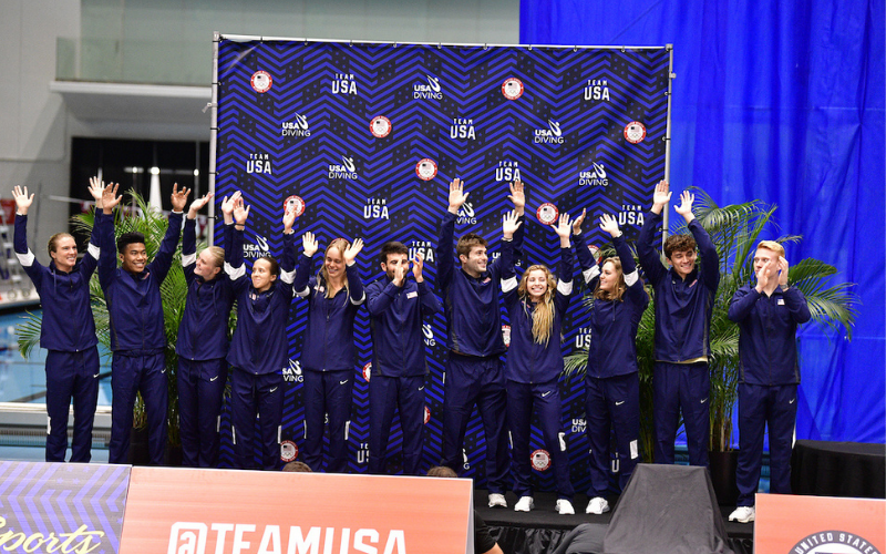 USA Diving Announces Coaches and Staff for 2020 Tokyo Olympics