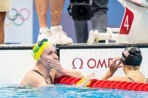 Visualizing The Splits In The Epic Women's 200 Freestyle Final