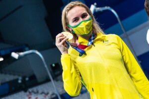 Ariarne Titmus conquista el oro en 200 libre con 1:53.50, récord olímpico
