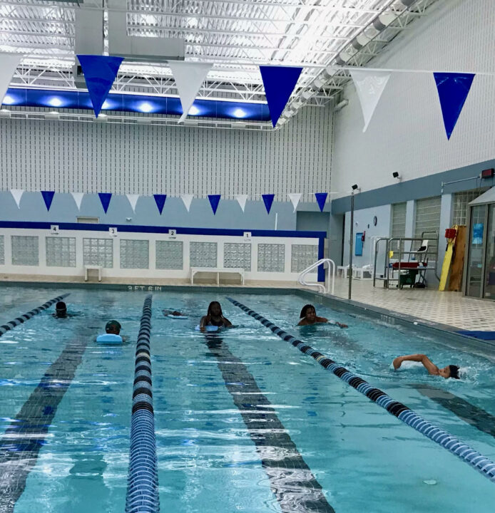 Learn to Swim Program Launches in Cincinnati for Low Income Families