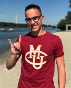 Serbian Junior National Champion Dejan Urbanek Commits to Colorado Mesa