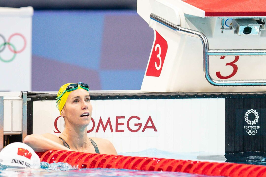 Emma McKeon Stabilisce Record Olimpico 50 Stile In Batteria