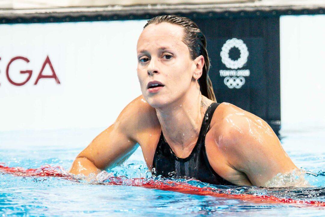 Federica Pellegrini Storica: Quinta Finale Olimpica Consecutiva 200 Stile