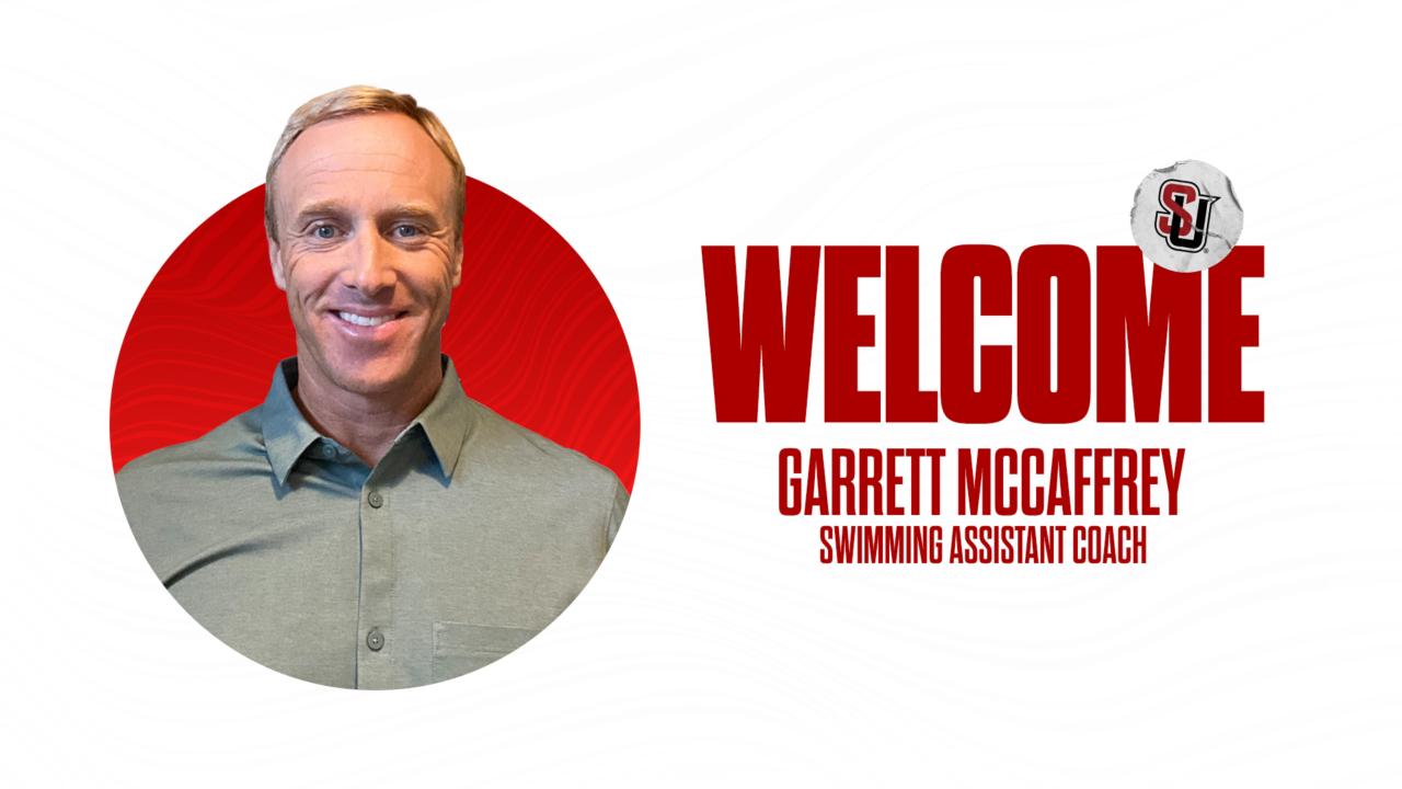 Garrett McCaffrey Named Assistant Coach At Seattle U