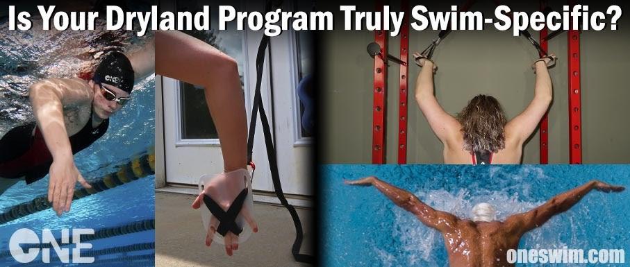 Is Your Dryland Program Truly Swim-Specific?
