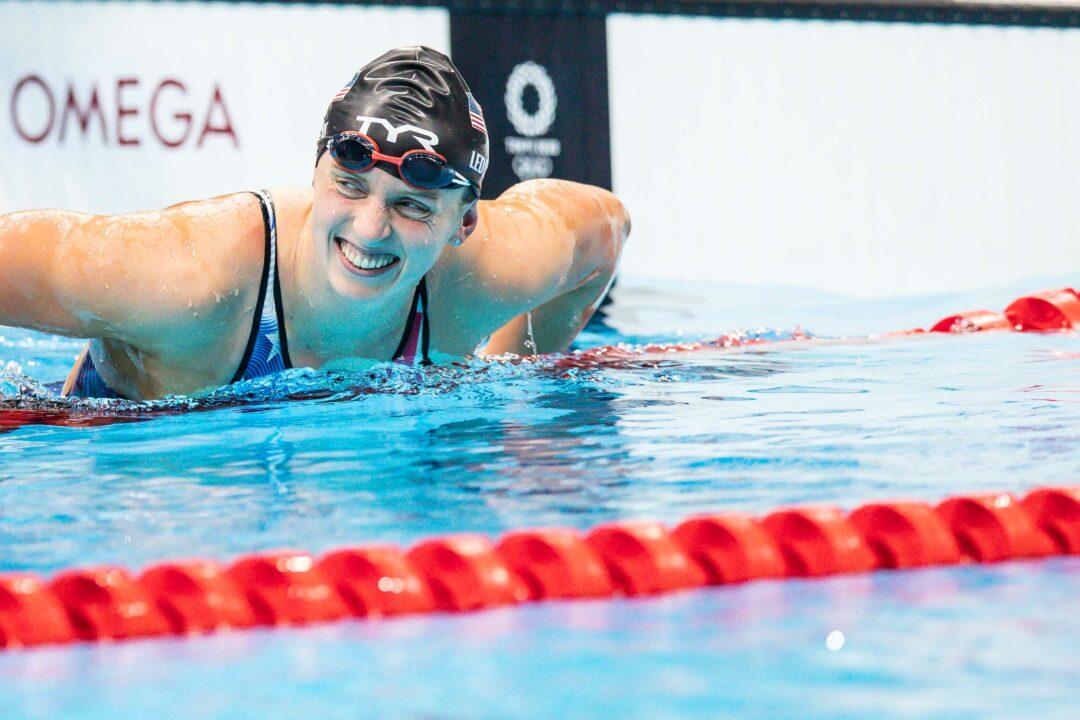 Swimming's TopTenTweets: Pop Quiz – Katie Ledecky Edition