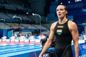 Only 1 Rio Finalist Will Advance to Women's 200 Back Semis; Hosszu 20th