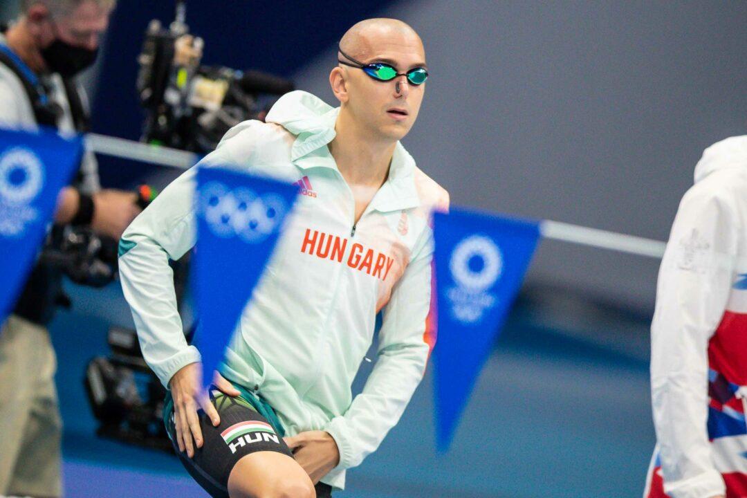 L'Icona Ungherese Laszlo Cseh Annuncia Il Ritiro Dal Nuoto