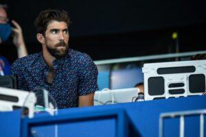 "Phelps: ""Shocking"" That Caeleb Dressel Left Off 4×200 Freestyle Relay"