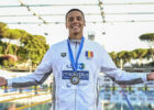 Popovici Continues 100 Free Rampage With 47.30 WJR, #1 Worldwide This Season