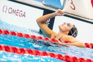 FINA World Cup: A Doha Anche Simona Quadarella Tra Gli Iscritti