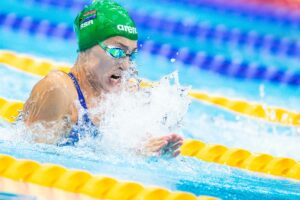 Every Olympics Since 1952 Has Had an Individual Swimming World Record