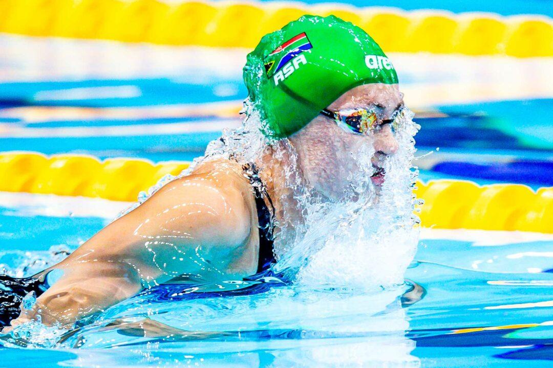 Tokyo 2020, Africa Day 5: Schoenmaker/Corbett Qualify Into 200 BR OLY Final