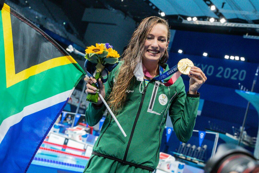 Schoenmaker Earns Additional Monetary Reward From Olympic Sponsor