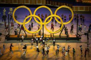 Men's 3m Synchro Champs Wang, Xie Cruise Through Springboard Prelims In Tokyo