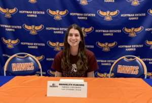 Trinity University Adds Diver Brooklyn Fuscone for 2021-22