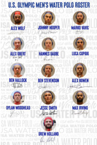 USA Water Polo Announces U.S. Olympic Men's Water Polo Team Nominees