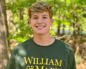 Winter Juniors Qualifier Bryce Rouzie Hands Verbal Commitment to William & Mary