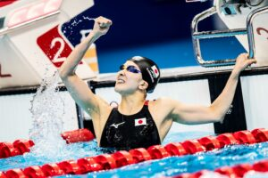 Yui Ohashi Becomes 7th Straight Women's 200/400 IM Olympic Champion