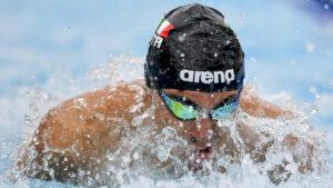 Junioren-EM: Timo Sorgius Vierter über 200 Freistil, Frauenstaffel Sechste