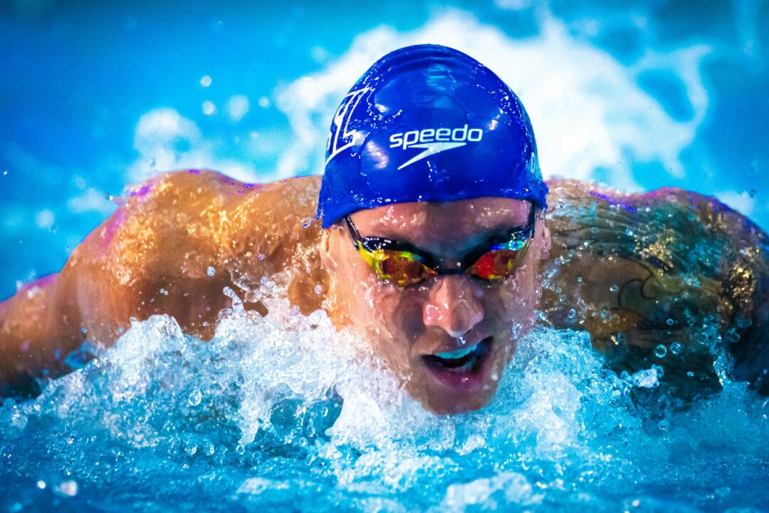 ISL Match 4 Money Lists: Dressel Leads All Swimmers With Over $34k in Earnings