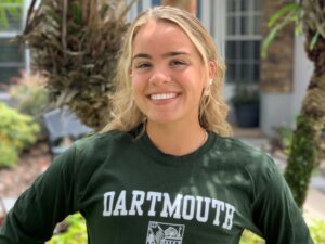 Distance Swimmer Carly Joerin Verbally Commits to Dartmouth