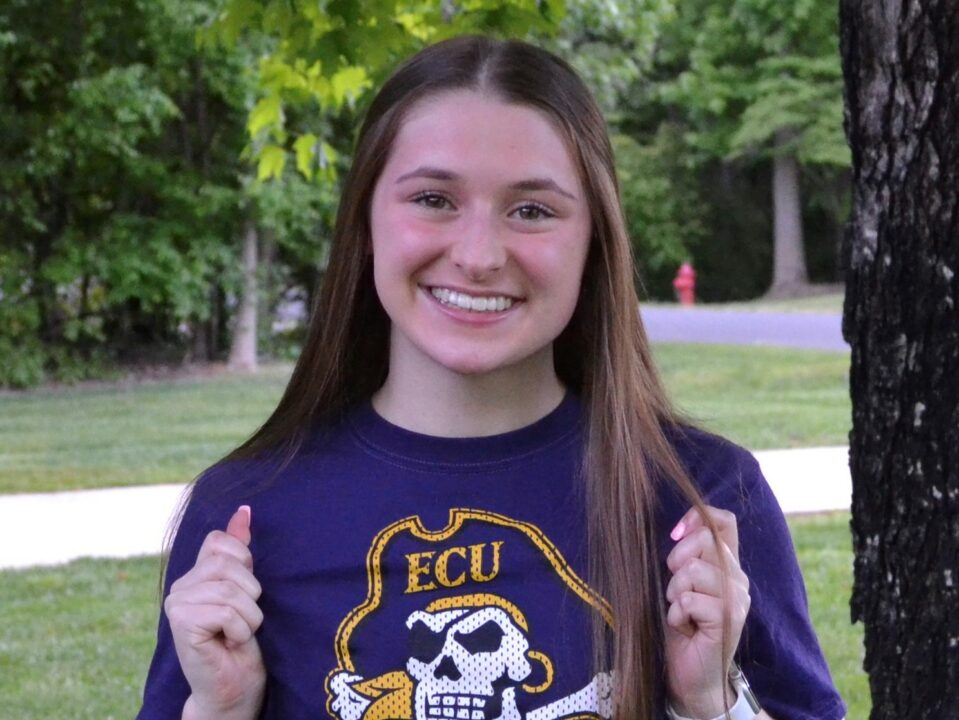Rachel Gibson Stays In-State with Commitment to East Carolina University