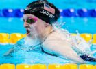 Caeleb Dressel, Lydia Jacoby Among 3 Swimmers Nominated for 2021 Sullivan Award