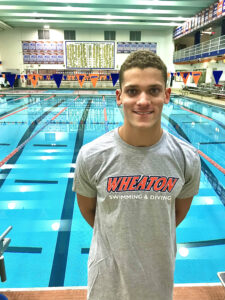 Mason Hodge Commits to In-State Wheaton College (IL) beginning this Fall