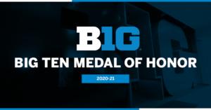 Big Ten Highlights 107th Big Ten Medal of Honor Class