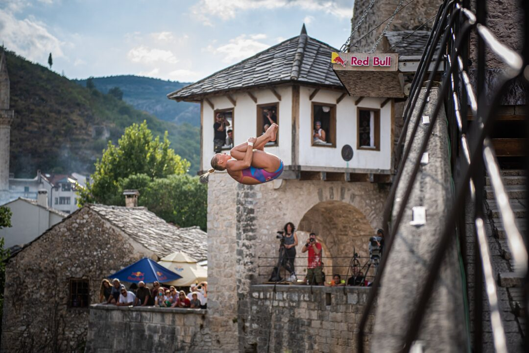 Red Bull Cliff Diving World Series 2021: Iffland, Hunt Reach Top of the Podium