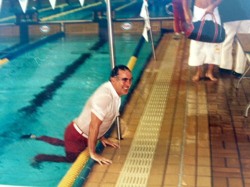 Deryk Snelling, One of Canada's Most Legendary Swim Coaches, Dies