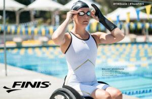 FINIS Inc. Congratulates #TeamFINIS Tokyo 2020 Paralympic Athletes