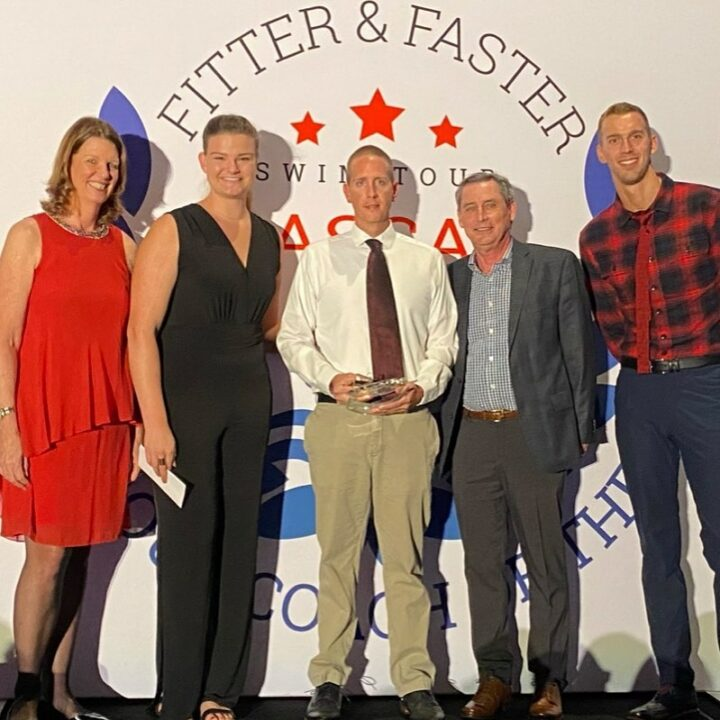 FLEET's Colin Kennedy Named Age Group Coach of the Year