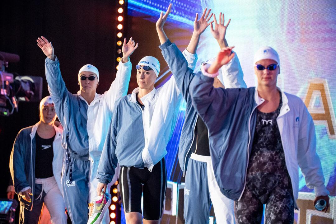 International Swimming League 2021: Risultati Live Day 2 Match 6