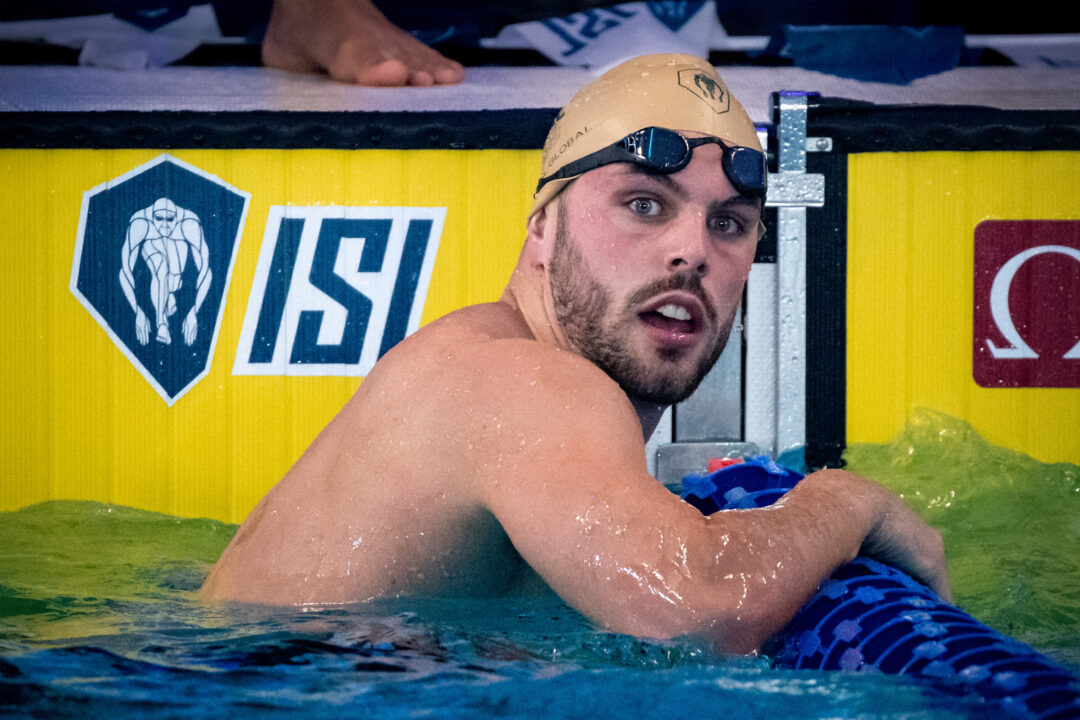 2021 ISL Match 6, Day 2 Start Lists: Chalmers Still Relay-Only, Dressel is Out