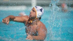 Late Surge Propels No. 4 Cal Past No. 7 Pacific In Men's Water Polo Action