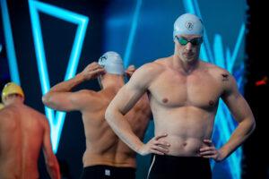 Iron's Luka Gabrilo, Thom de Boer Discuss Skins Win, Strategic Men's 400 FR-R