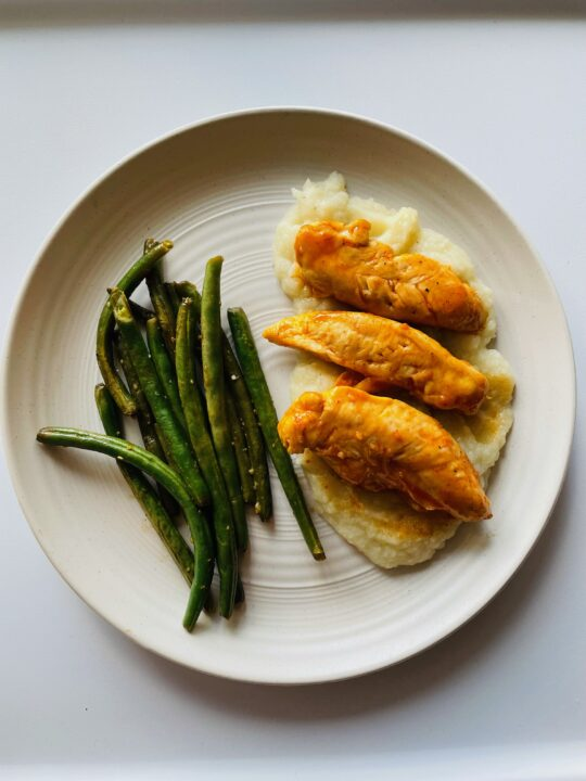 The Hungry Swimmer: Hot Honey Chicken