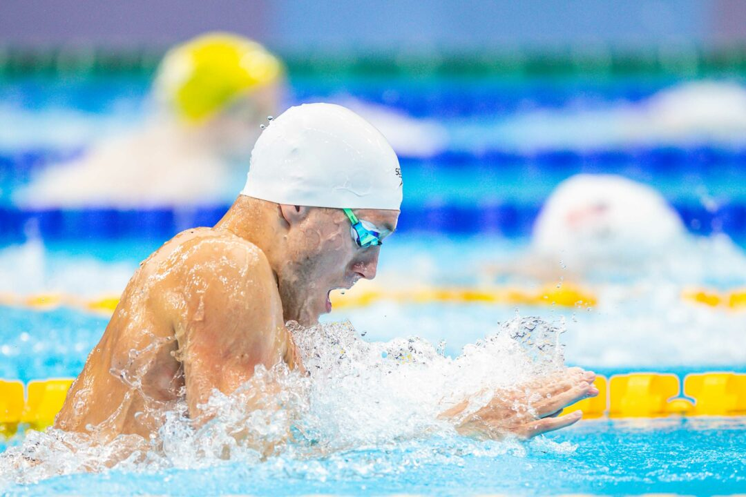 Shymanovich, Rothbauer Down National Records In 200 Breast At ISL Match 8