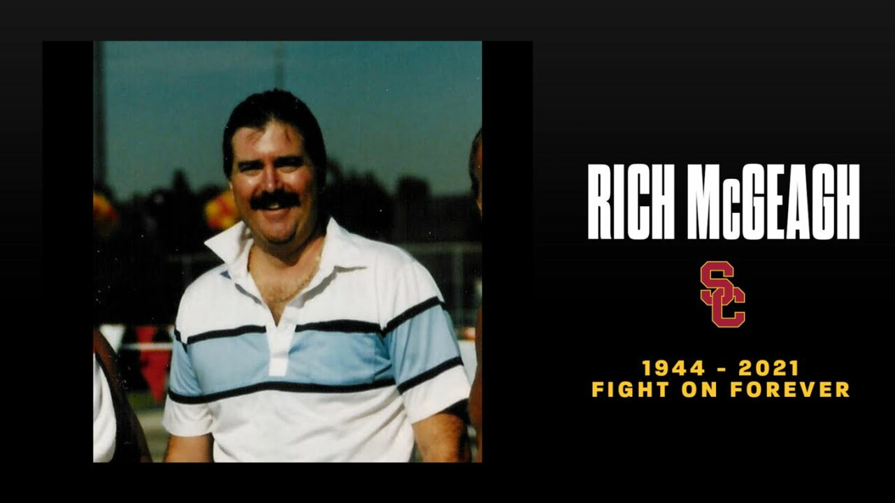 USC Olympian & NCAA Champion Rich McGeagh Dies At 77 Of COVID Complications
