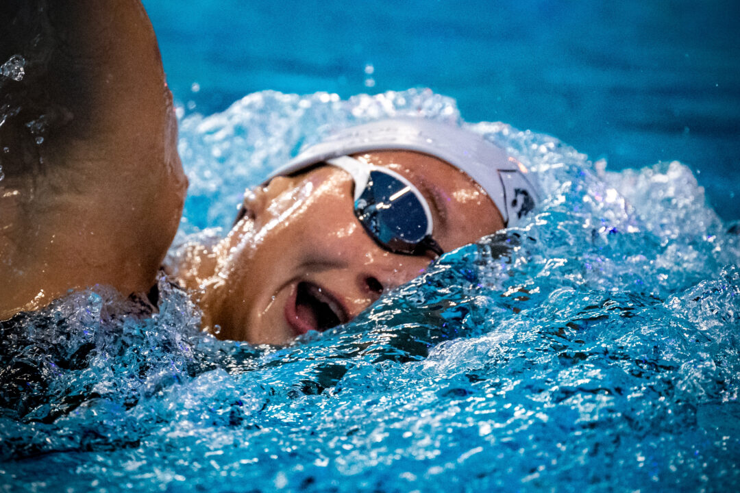 Barbora Seemanova Shaves Over A Second Off Czech Record in SCM 400 Free